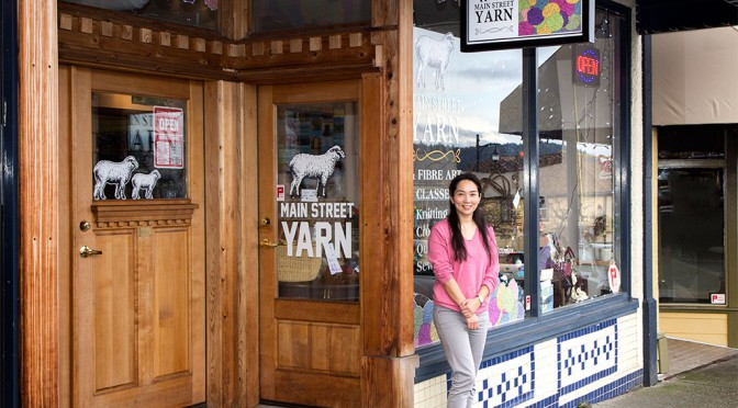 Featured Business: Main Street Yarn