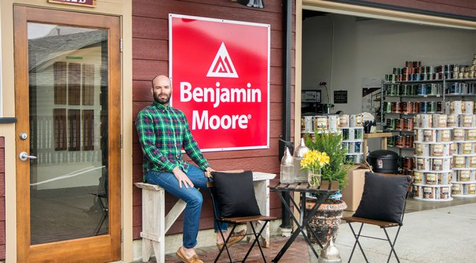Featured Business: Chroma Paint & Design – Benjamin Moore