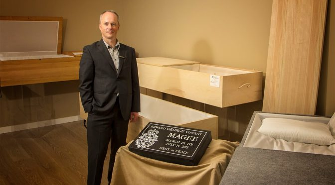 Featured Business: Evergreen Cremation Centre