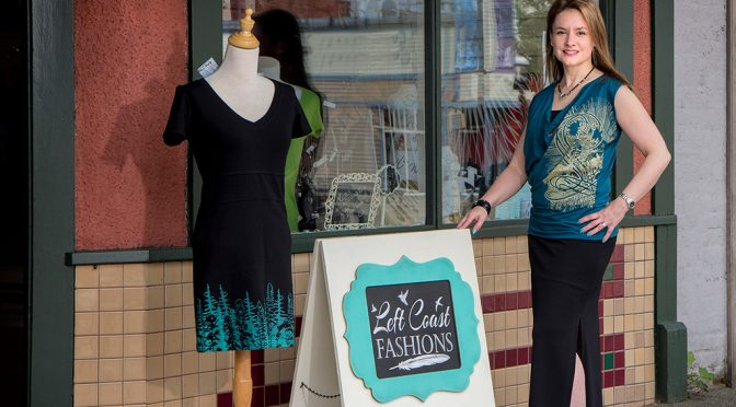 Featured Business: Left Coast Fashions