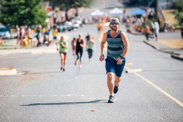 Hill Dash runner