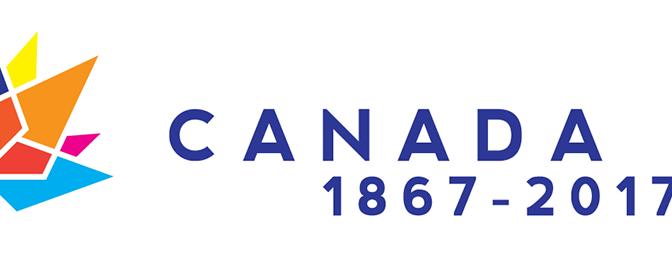 Canada 150 logo horizontal